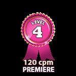 Premiere 120cpm - Level 4