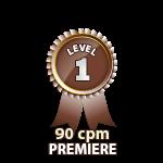 Premiere 90cpm - Level 1