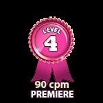Premiere 90cpm - Level 4