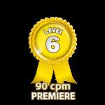 Premiere 90cpm - Level 6