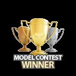 Model Contest Winner