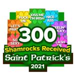 300 Shamrocks