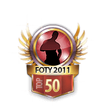 FOTY 2011 top 50 Guys