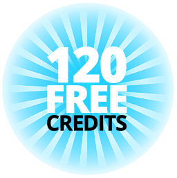 120 Free Credits