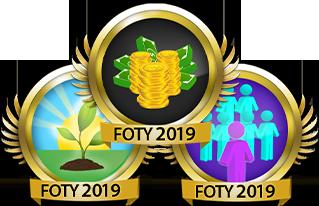 Flirt of the Year categories