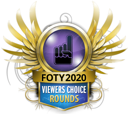 Viewer's Choice Badge