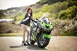 babe and bike