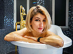 Want to take a bath with me?