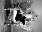 My Throne of Light Chair