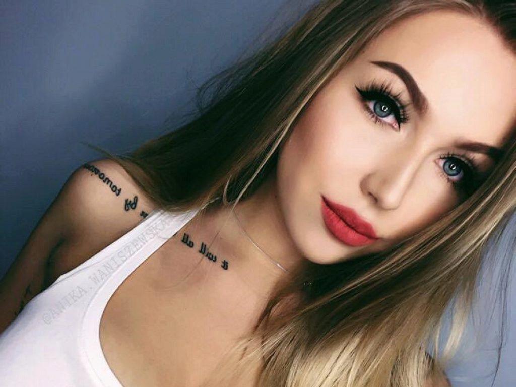 Webcam model Victoria Ewing from WebPowerCam