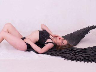 Webcam model Christina Rosee from WebPowerCam