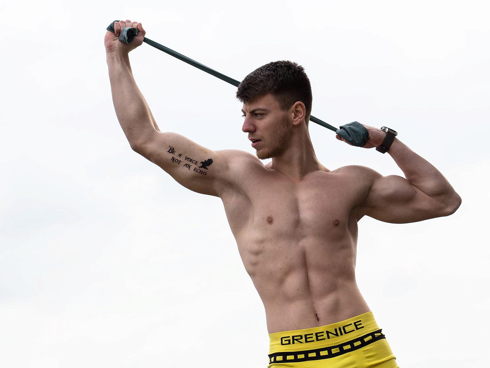 Ronny Muscle