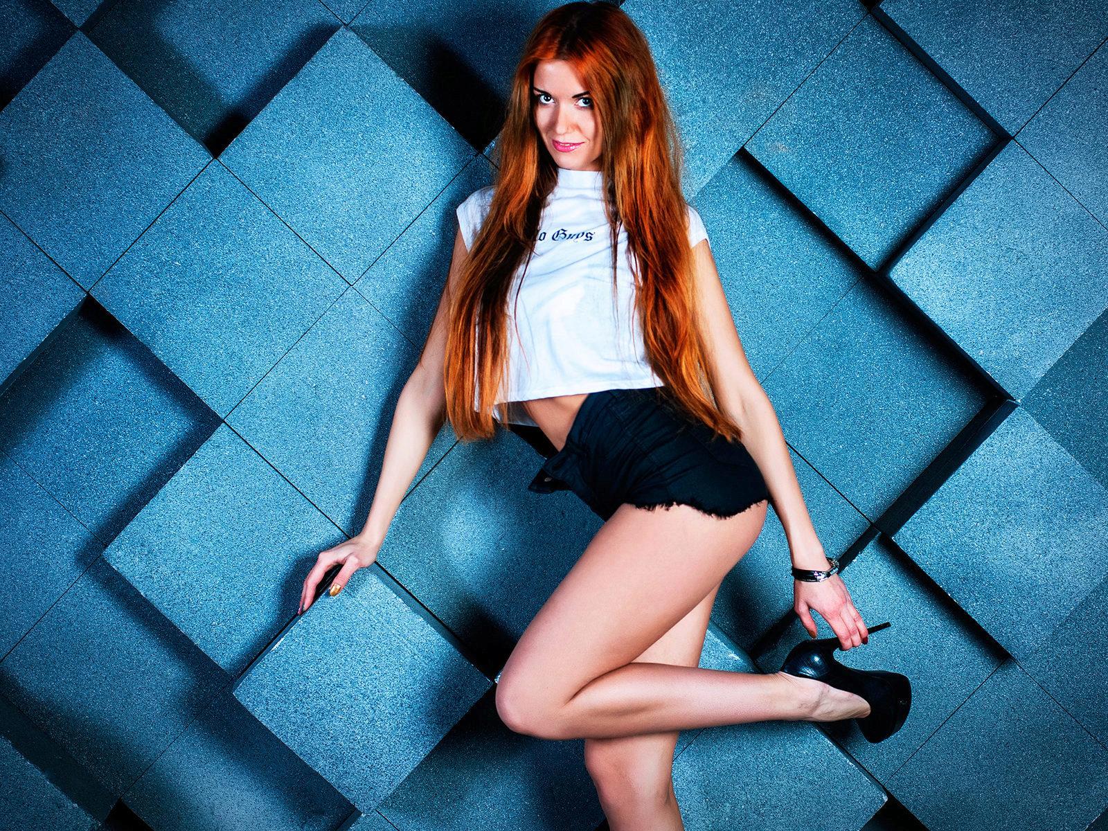 Webcam model Heather Kane from WebPowerCam