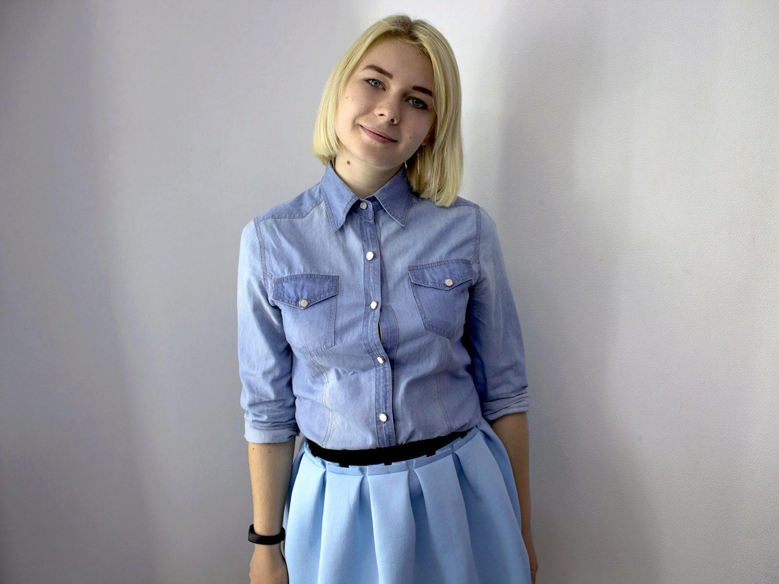 Webcam model Olivia Maxwell from WebPowerCam
