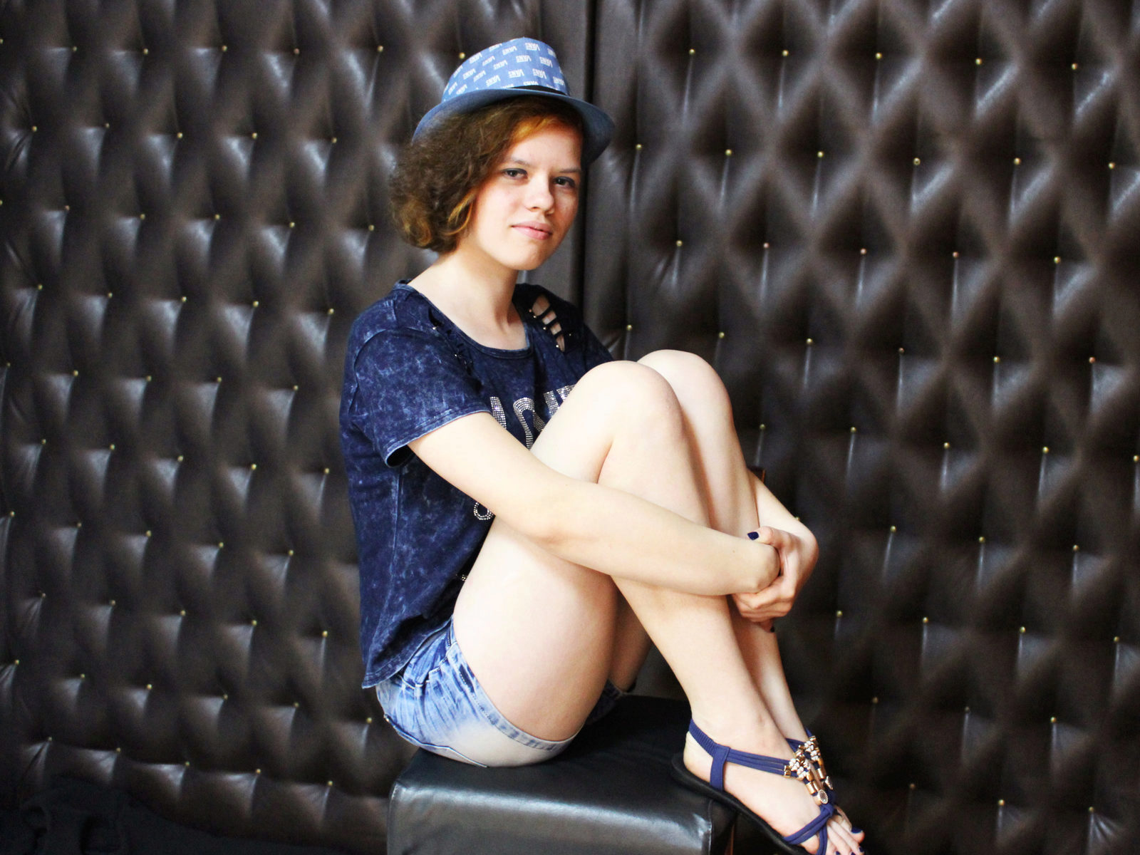 Webcam model Katrin Slower from WebPowerCam