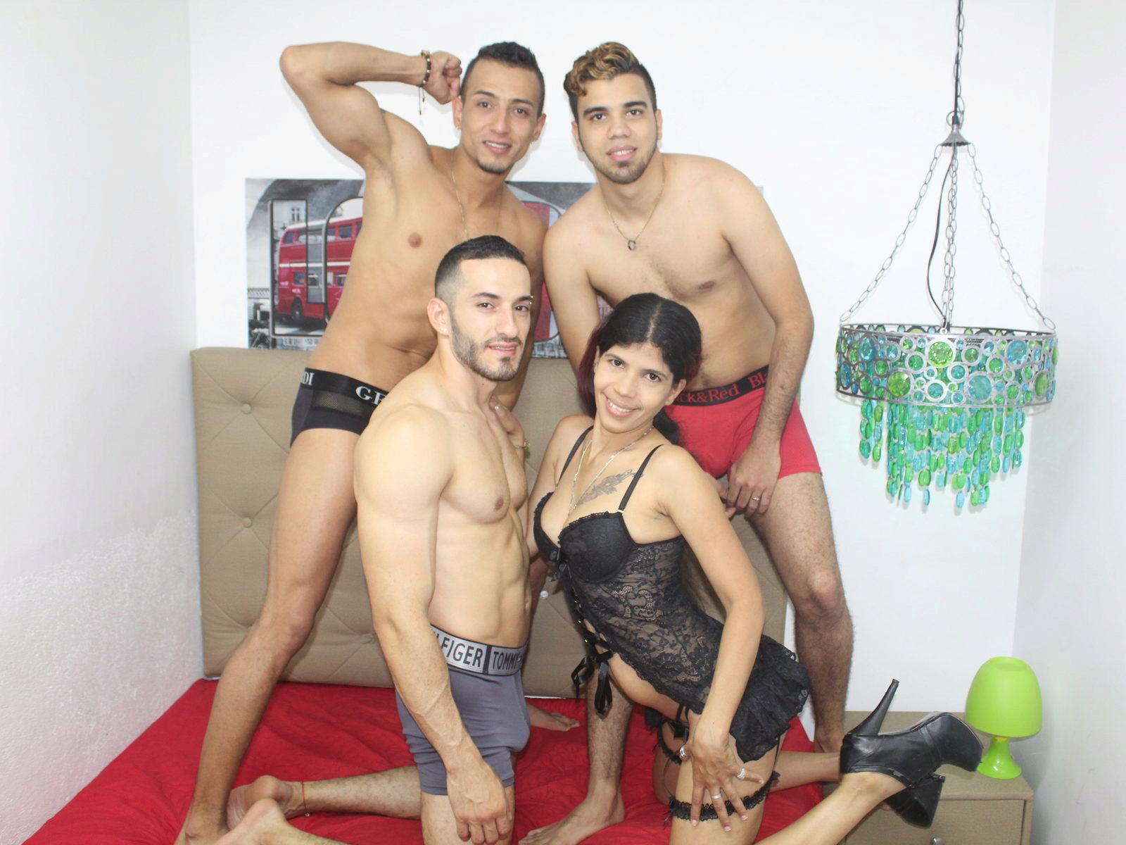 Marce P & Zevan Red & Gavbo M & Kiyle