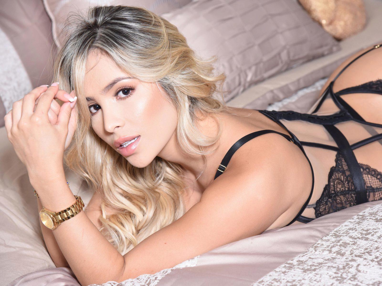 Webcam model Megan Hilton from WebPowerCam