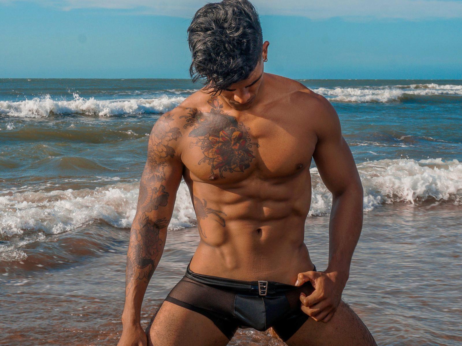 Tony Mars beach