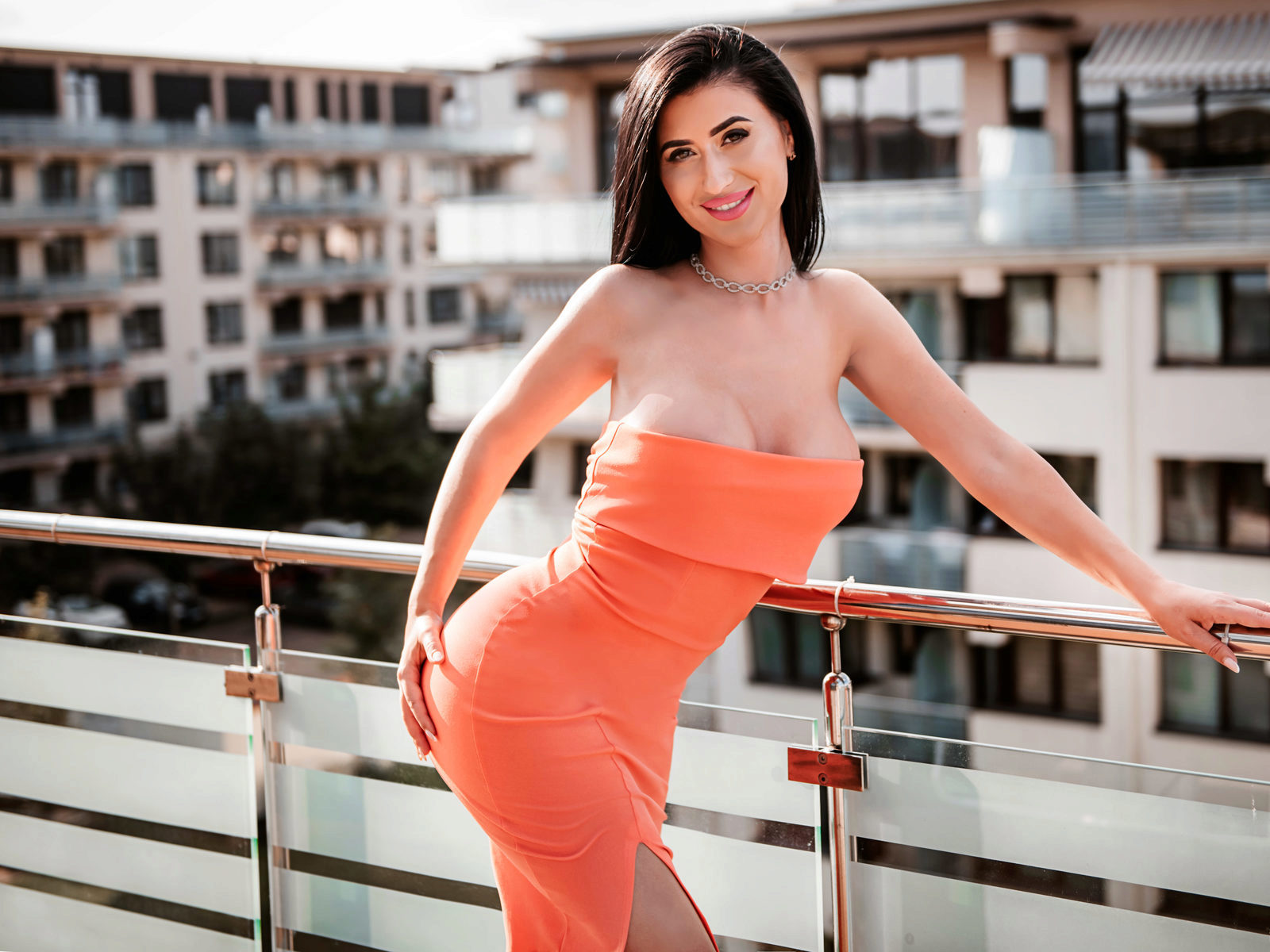 Webcam model Adeline Rosse from WebPowerCam