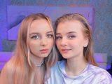 Eva Lanis & Freya Norteng