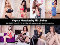 Live Cams Mansion's Free Webcam Chat