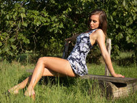 Kiara Flexible's Fetish Webcam Chat