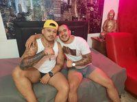 Dimitri Lewis & Juanse Leon