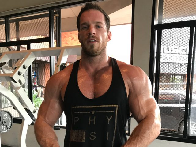 Brock Jacobs
