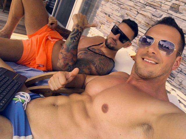 Leoboy And Danniel Matthews
