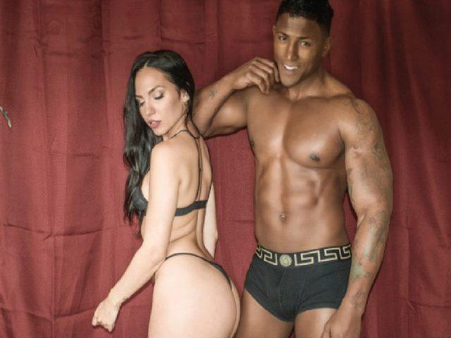 Giselle Rey & Jose Ashanty