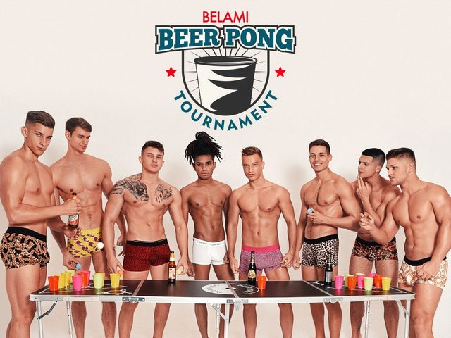 Belami Beerpong Tournament