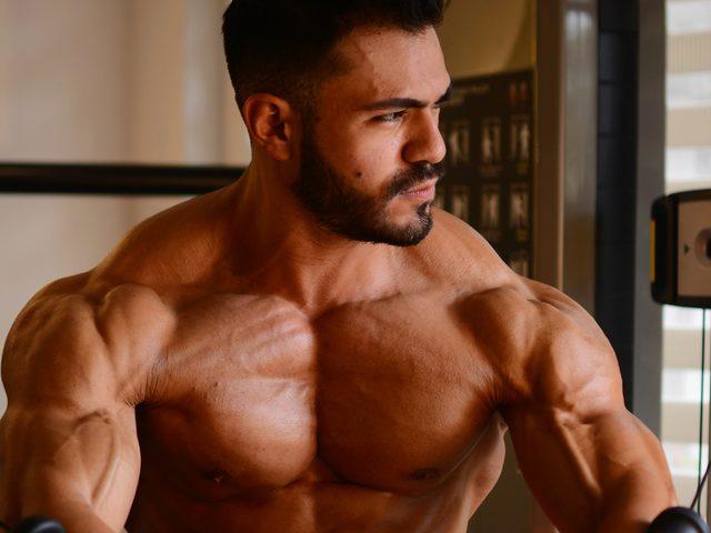 Dwayne Muscles