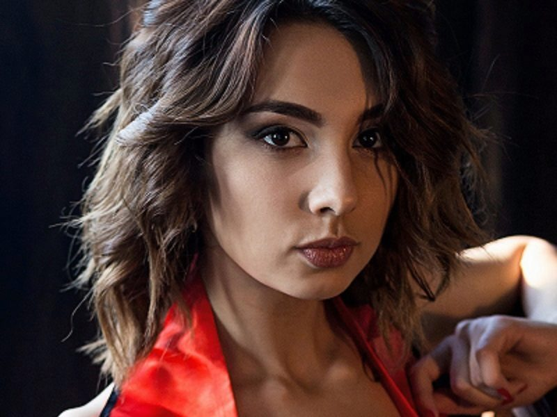 Webcam model Valentina Lopez from WebPowerCam
