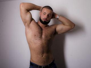 Sexy Photo of Maxx Hunk
