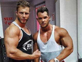 Lucas Flex & Marco Badass