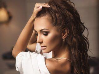 Webcam model Hazina from WebPowerCam (Flirt4Free)