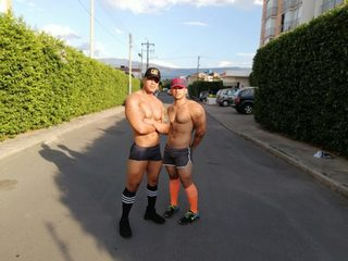 Logan & Zeus