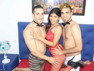Marce P & Zevan Red & Gavbo M image