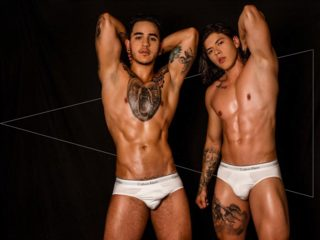 Zac & Marcos