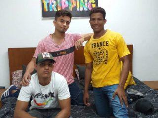 Damian & Liam & Angelo