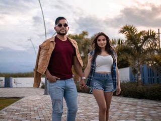Flirt4Free Poul_Martin_&_Dyana_Estrada chat