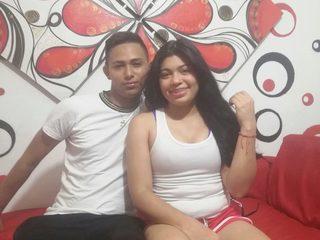 Stefany Mendez & Diego Rivas