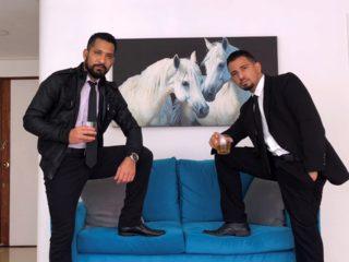Cesar & Santiago