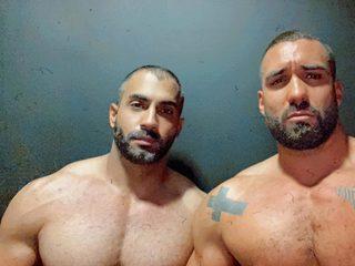 Joe Baker & Iker Lopez image