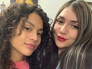 Curlye & Tania