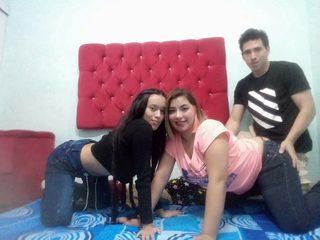 Alessa_&_Chayan_&_Melany Room