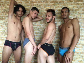 Jony & Frank & Martin & Oliver