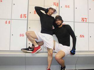 Jack Griifen & Andres Villanueva