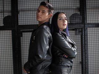 Violet & Levi Live