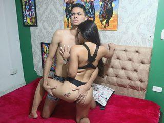 Alt Girl Lorena & Bruno